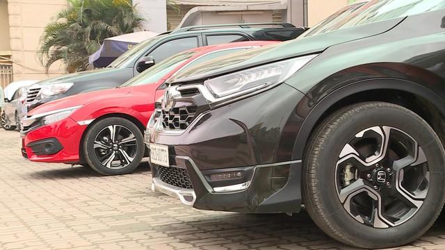 Thị trường ô tô cuối năm sẽ ổn định - Ảnh 1.