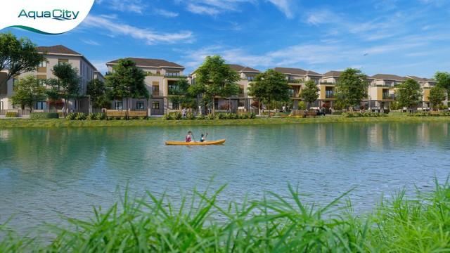 Đô thị sinh thái Aqua City: Sức mạnh kết nối ấn tượng - Ảnh 2.