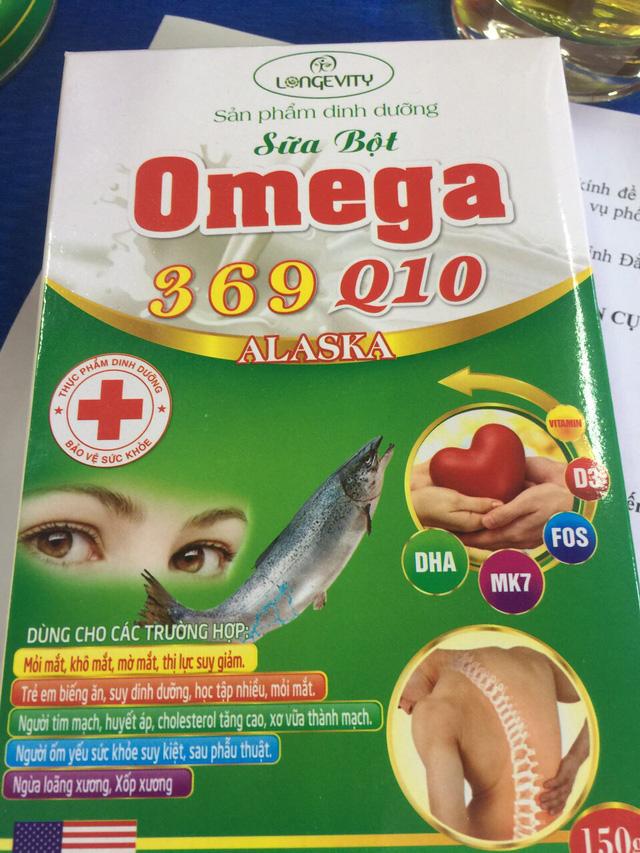 Đắk Nông: Thu giữ hơn 5.000 hộp sữa bột Omega 369 Q10 Alaska không đạt chuẩn - Ảnh 1.