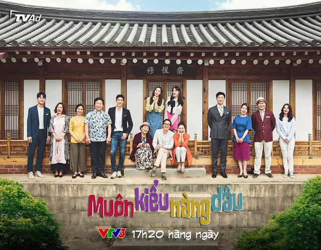 Muôn kiểu nàng dâu - Phim gia đình mới lên sóng VTV3 - Ảnh 3.