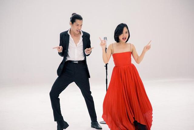 Hoàng Quyên tái xuất làng nhạc với MV Nghịch lý - Ảnh 1.