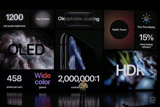 iPhone 11 Pro, iPhone 11 Pro Max có gì hấp dẫn? - Ảnh 1.