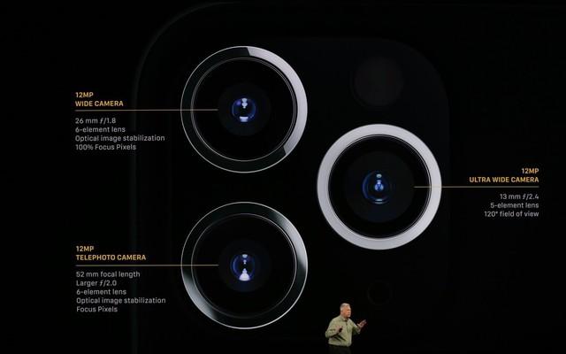 iPhone 11 Pro, iPhone 11 Pro Max có gì hấp dẫn? - Ảnh 3.