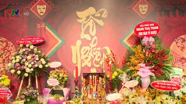 Nhiều sân khấu tưng bừng mừng ngày giỗ Tổ - Ảnh 1.
