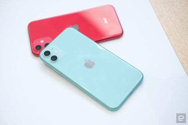 Tại Việt Nam, iPhone 11 có giá dự kiến từ 21,99 triệu đồng - Ảnh 1.