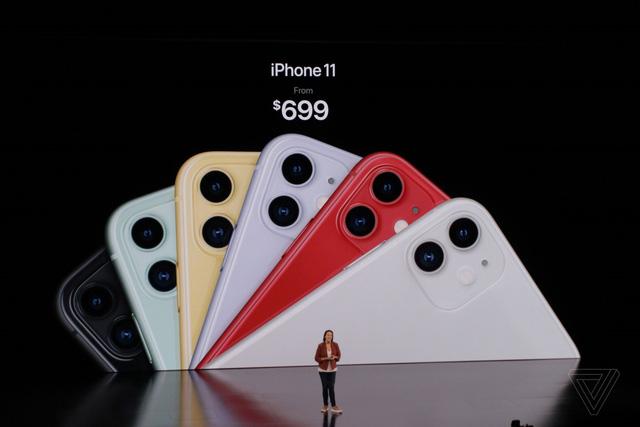 Giá bán chính thức của iPhone 11: Rẻ đến bất ngờ! - Ảnh 1.