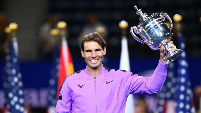 Nadal và cơ hội làm nên lịch sử sau giải Mỹ mở rộng 2019 - Ảnh 1.