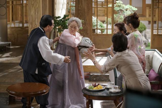 Muôn kiểu nàng dâu - Phim gia đình mới lên sóng VTV3 - Ảnh 6.