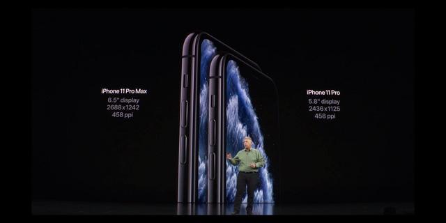 iPhone 11 Pro, iPhone 11 Pro Max có gì hấp dẫn? - Ảnh 2.