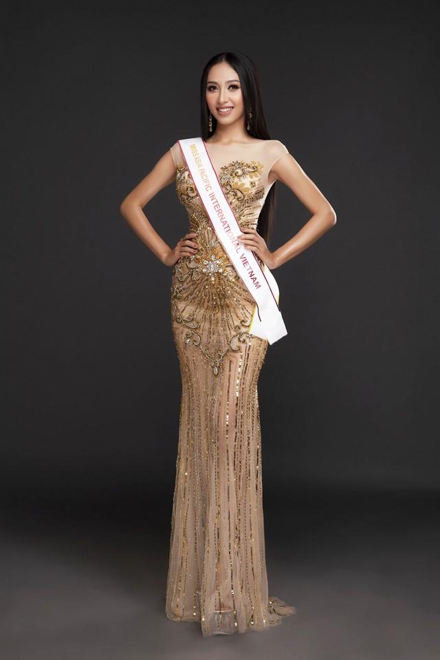 Lộ diện đại diện Việt Nam dự thi Hoa hậu châu Á - Thái Bình Dương 2019 - Ảnh 1.