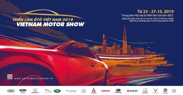 15 thương hiệu ô tô tham gia Vietnam Motor Show 2019 - Ảnh 1.