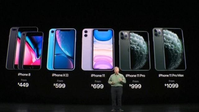 Apple loại bỏ tính năng 3D Touch trên loạt iPhone 11 mới - Ảnh 1.