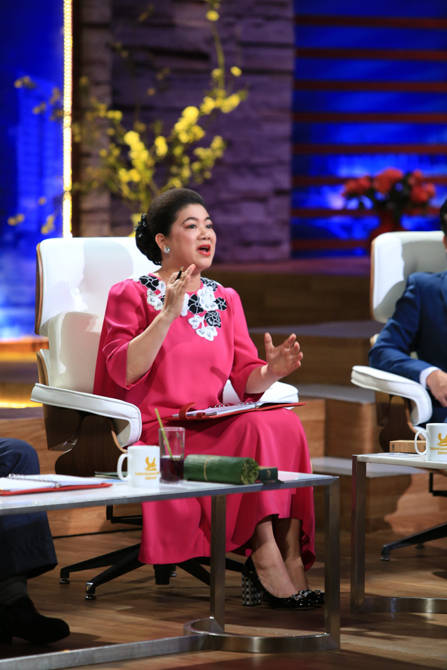 Nữ startup khiến Shark Bình, Shark Liên làm điều... chưa từng xảy ra tại Shark Tank Việt Nam - Ảnh 7.