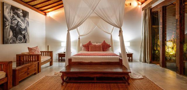 Mê mẩn với biệt thự phong cách nhiệt đới tuyệt đẹp ở Bali - Ảnh 1.