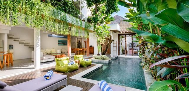 Mê mẩn với biệt thự phong cách nhiệt đới tuyệt đẹp ở Bali - Ảnh 3.
