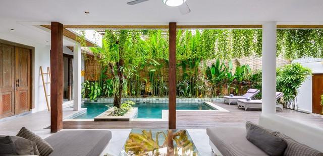 Mê mẩn với biệt thự phong cách nhiệt đới tuyệt đẹp ở Bali - Ảnh 4.