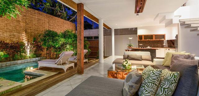 Mê mẩn với biệt thự phong cách nhiệt đới tuyệt đẹp ở Bali - Ảnh 5.