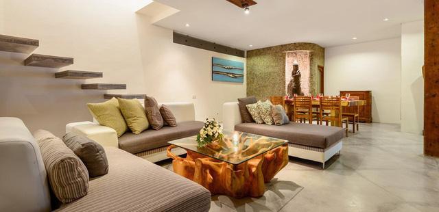 Mê mẩn với biệt thự phong cách nhiệt đới tuyệt đẹp ở Bali - Ảnh 6.