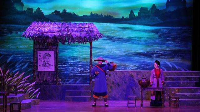 Liên hoan Chèo toàn quốc 2019: Nơi phát hiện những sáng tạo mới trong làng chèo Việt Nam - ảnh 2