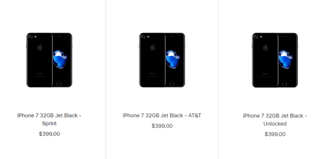 Apple bán iPhone 7 với giá chỉ hơn 9 triệu đồng - ảnh 1