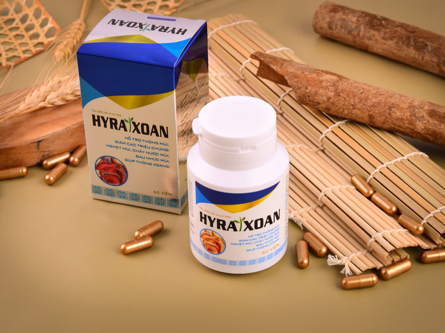 Lý do nên chọn TPBVSK Hyra Xoan là giải pháp hỗ trợ điều trị viêm xoang dai dẳng - Ảnh 3.