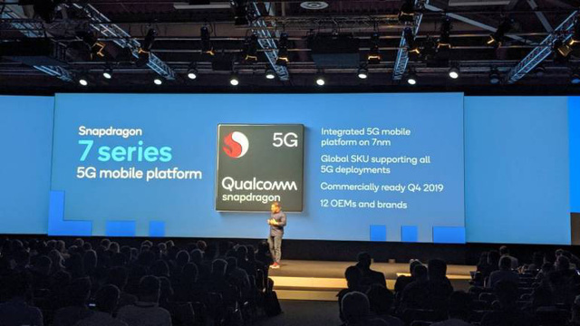 Hợp tác với Qualcomm, Realme chuẩn bị ra mắt smartphone 5G - Ảnh 1.