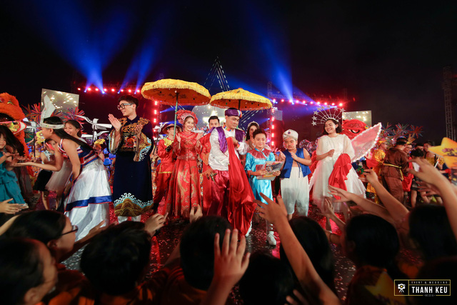 Rực rỡ Lễ hội Trung thu 2019 Đêm thu cổ tích - Ảnh 22.