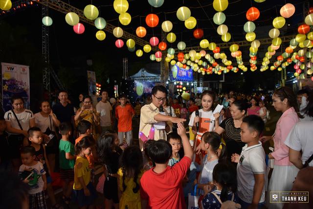 Rực rỡ Lễ hội Trung thu 2019 Đêm thu cổ tích - Ảnh 13.