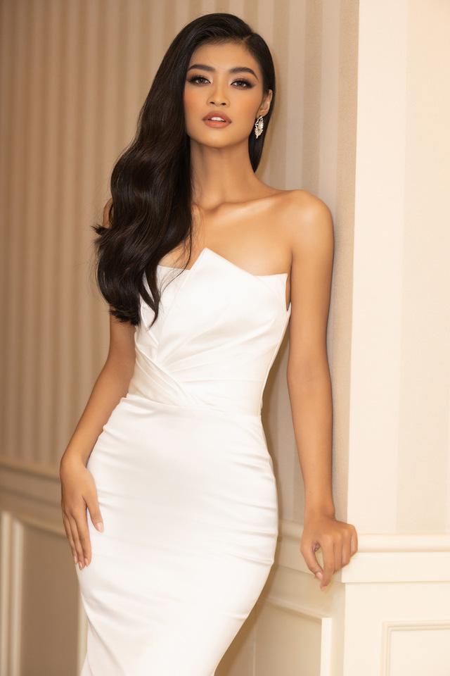 Lương Thùy Linh, Tường San, Kiều Loan đọ sắc trong váy trắng nuột nà - Ảnh 18.