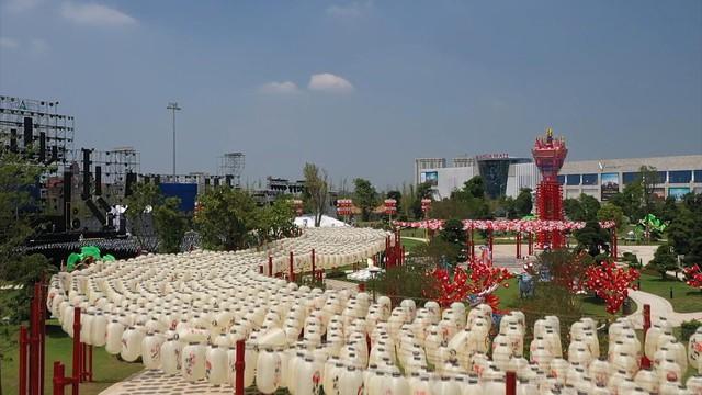 Mở cửa vườn Nhật Bản quy mô lớn nhất Đông Nam Á tại Hà Nội - Ảnh 4.