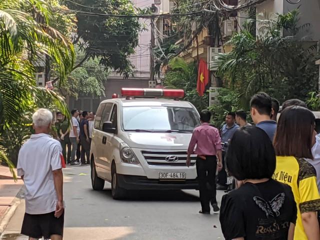 Hà Nội: Giết hại 2 nữ sinh, nam thanh niên nhảy lầu tự tử - Ảnh 1.