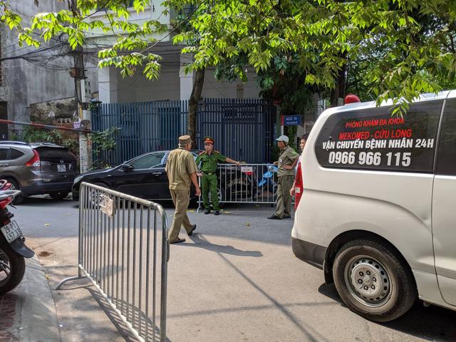 Hà Nội: Giết hại 2 nữ sinh, nam thanh niên nhảy lầu tự tử - Ảnh 2.