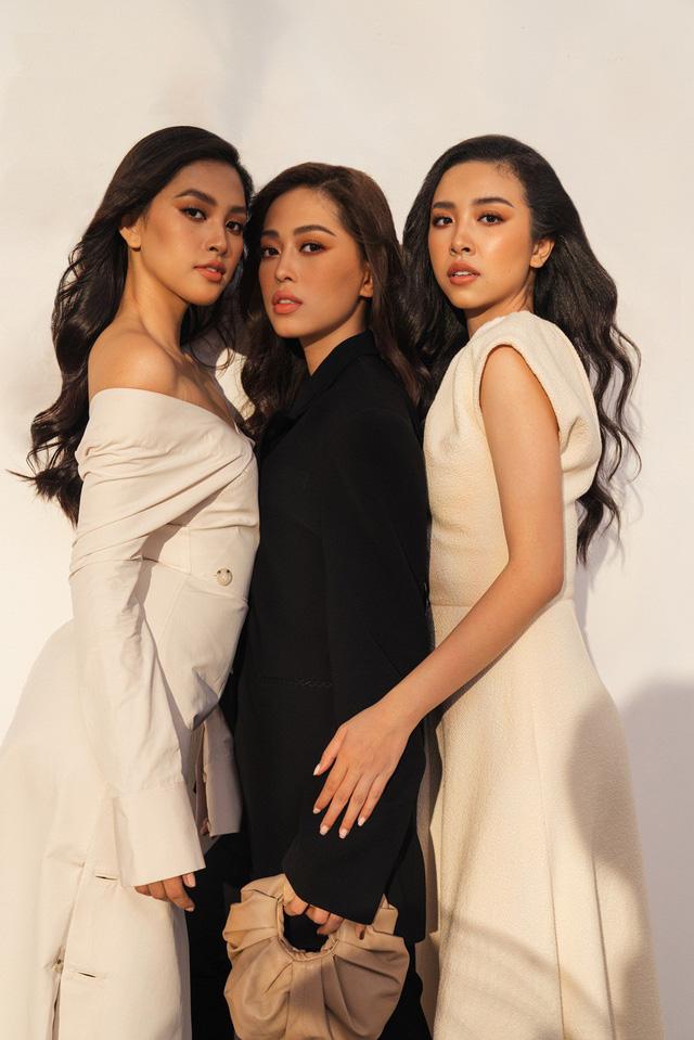 Top 3 Hoa hậu Việt Nam 2018 tung bộ ảnh kỷ niệm 1 năm đăng quang - Ảnh 15.