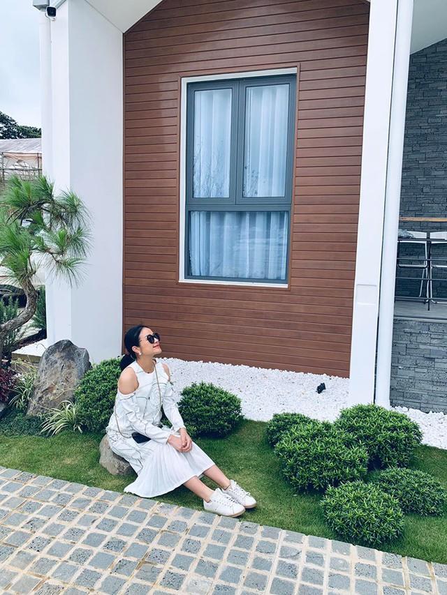 MC Phí Linh: Bầu bí là khoảng thời gian sung sướng nhất từ trước đến nay - Ảnh 3.