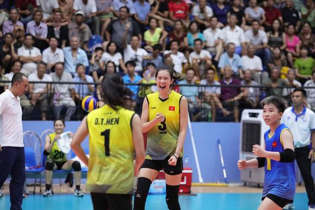 Trần Thị Thanh Thúy sang Nhật Bản thi đấu - Ảnh 1.