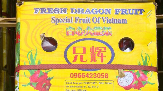 Thực phẩm xuất vào Trung Quốc phải có nhãn mác bằng tiếng Trung - Ảnh 1.