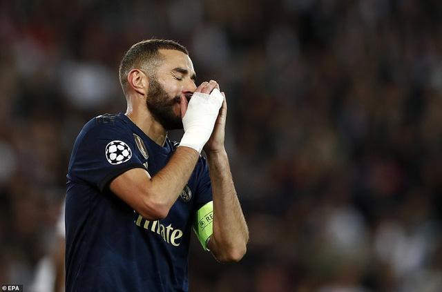 ẢNH: Di Maria toả sáng, PSG đánh bại Real Madrid - Ảnh 11.