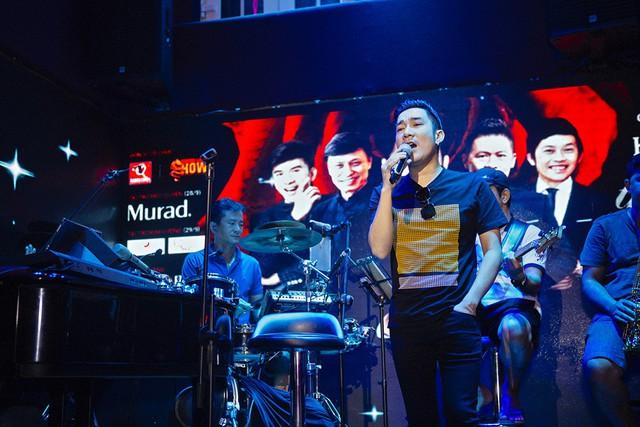 Quang Hà xúc động khi Xuân Lan đến tận phòng tập nhạc cổ vũ tinh thần - Ảnh 5.