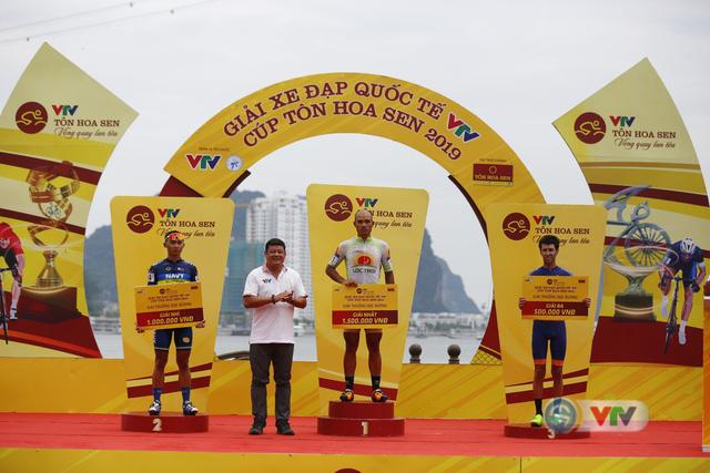 ẢNH: Những khoảnh khắc ấn tượng chặng 2 Giải xe đạp quốc tế VTV Cúp Tôn Hoa Sen 2019 - Ảnh 9.