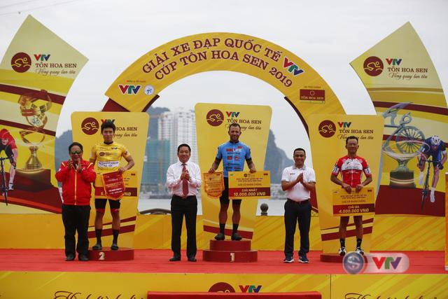 ẢNH: Những khoảnh khắc ấn tượng chặng 2 Giải xe đạp quốc tế VTV Cúp Tôn Hoa Sen 2019 - Ảnh 12.