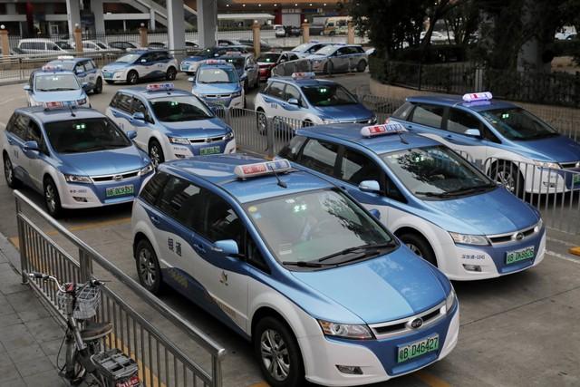 Trung Quốc hỗ trợ xe chạy bằng methanol - Ảnh 1.