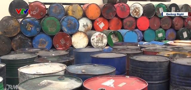 Triệt phá đường dây sản xuất dầu DO giả liên tỉnh - Ảnh 1.