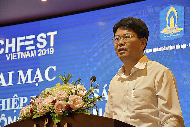 Khai mạc Techfest vùng Đông Nam bộ 2019 - Ảnh 2.