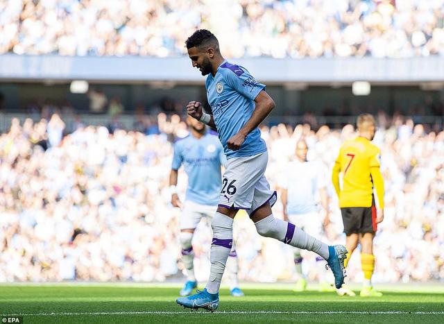 Đội hình tiêu biểu vòng 5 Ngoại hạng: Hàng công Man City rực sáng - Ảnh 3.