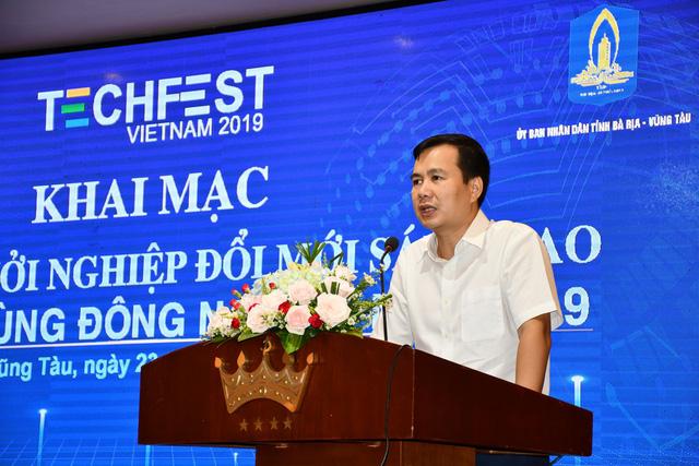 Khai mạc Techfest vùng Đông Nam bộ 2019 - Ảnh 1.