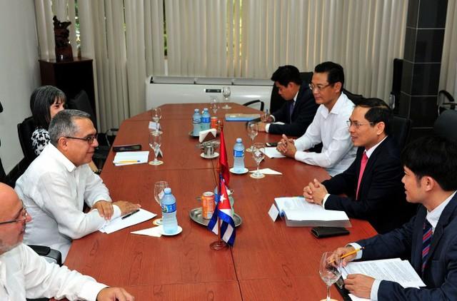 Quan hệ hợp tác toàn diện Việt Nam – Cuba không ngừng được củng cố và phát triển - Ảnh 1.