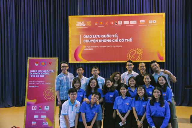 Tàu Thanh niên Đông Nam Á – Nhật Bản lần thứ 46 và những hoạt động ý nghĩa tới cộng đồng - Ảnh 2.