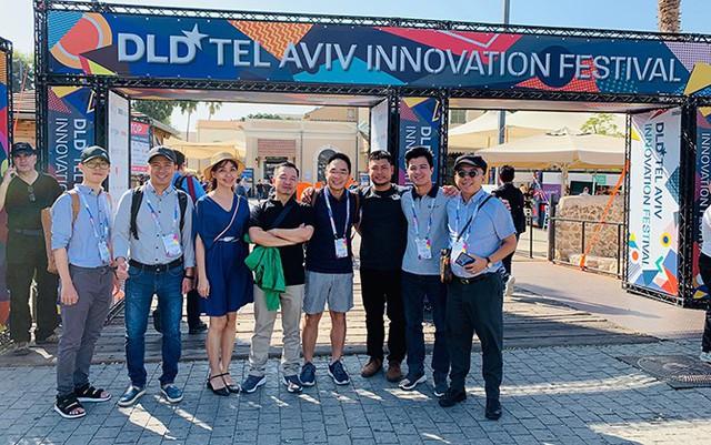 Startup Việt và hành trình trên đất Israel - ảnh 2