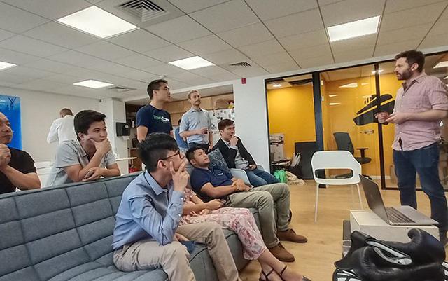 Startup Việt và hành trình trên đất Israel - ảnh 3