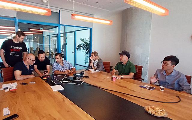 Startup Việt và hành trình trên đất Israel - ảnh 4